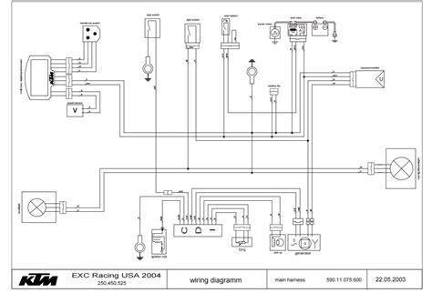 Ktm Wiring Diagram Online