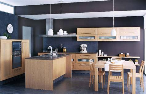 cuisine bicolore cuisine brune et photo 5 10 une cuisine moderne