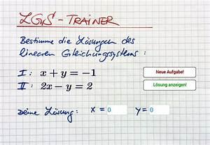 Strahlensätze Berechnen : lineare gleichungssysteme geogebra ~ Themetempest.com Abrechnung