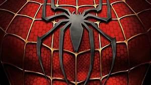 Spiderman logo hd wallpaper | 2400x1350 | Gludy