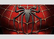 Spiderman logo hd wallpaper 2400x1350 Gludy
