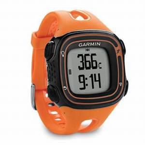 Montre Garmin Forerunner 10 : montre multifonctions garmin forerunner 10 orange montre multifonctions ~ Medecine-chirurgie-esthetiques.com Avis de Voitures