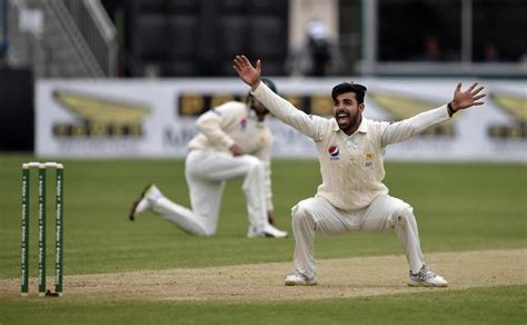 Pakistan Warm For England Series With Leicestershire Draw