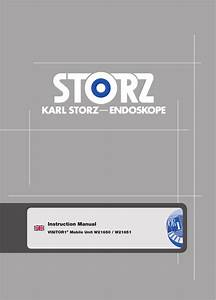 Visitor 1 Mobile Unit W21650 And W21651 Instruction Manual