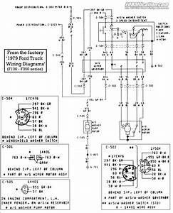 1977 Ford Wiring Schematic