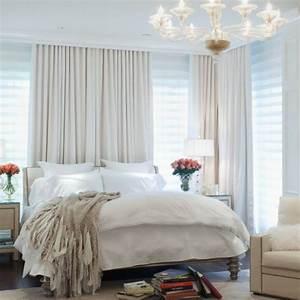 Gardinen Für Schlafzimmer : 46 blickdichte gardinen mit dekorativem und schutzeffekt zugleich ~ Markanthonyermac.com Haus und Dekorationen