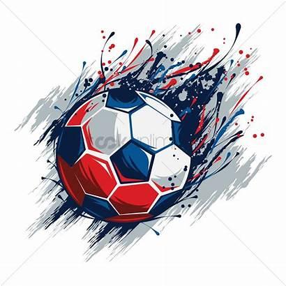 Soccer Ball Vector Graphic Designs Stockunlimited Illustration