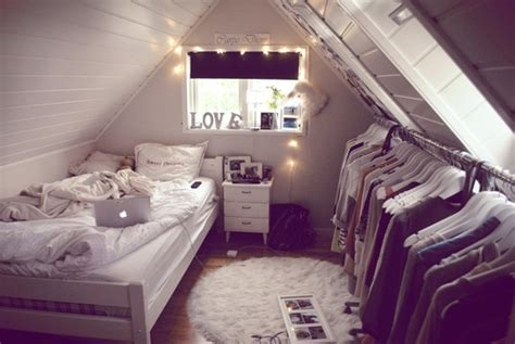 Attic, Basics, Bed, Bedroom In My Dream  Image #668682 On