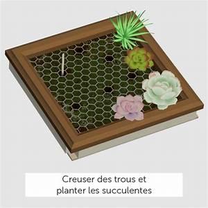 Tableau Végétal Mural : fabriquer un cadre v g tal mural ~ Premium-room.com Idées de Décoration