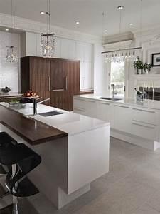 Weiße Granit Spüle : get inspired walnut white kitchen decors fenster ~ Michelbontemps.com Haus und Dekorationen