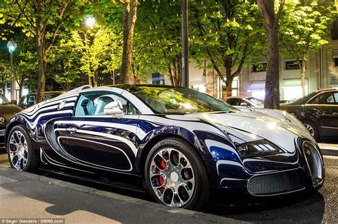 Bugatti Veyron Super Sport Gold Price