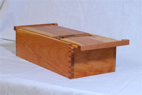 dovetail boxes images  pinterest dovetail box