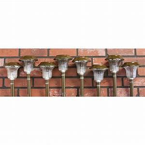 8 Pc Westinghouse Crayford High Intensity Landscape Light Kit 175137 Solar Outdoor Ideas Of Solar Landscape Lighting
