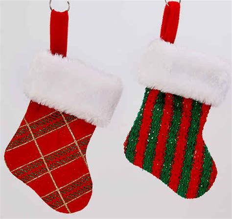 mini christmas stockings cheap mini christmas stockings sale