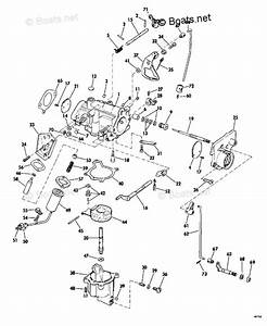 Evinrude Outboard Parts By Year 1974 Oem Parts Diagram For