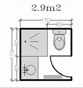Plan Petite Salle De Bain Avec Wc : salle de bain pour petit espace maison et chalet en bois ~ Melissatoandfro.com Idées de Décoration