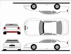 nascar car template wwwimgkidcom the image kid has it With blank race car templates
