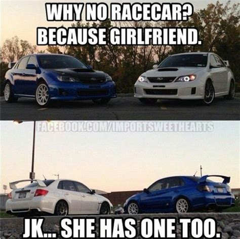 Subaru Sti Meme - 17 best ideas about car memes on pinterest ford jokes subaru and car humor