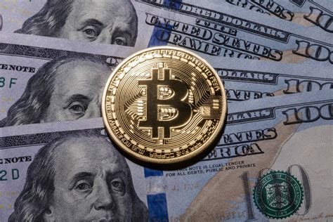 gold rush begins  day bitcoin topped   dollar