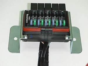 2016 Longhorn Rv Fuse Box : universal waterproof fuse relay box panel cooper bussmann ~ A.2002-acura-tl-radio.info Haus und Dekorationen