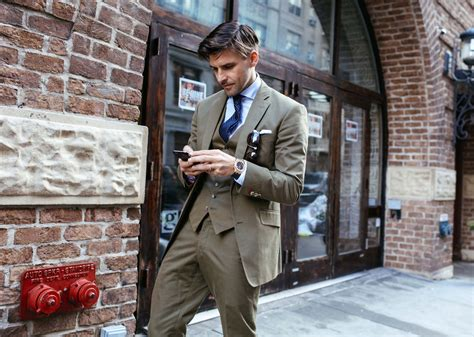 The Top Street Style Looks From New York Fall Men