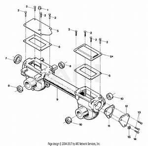 Troy Bilt 12180 Bronco 5hp Tiller  S  N 121801100101