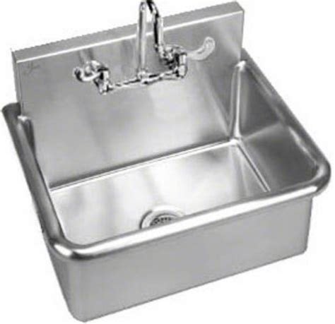 wall hung stainless steel sinks medical sink stainless steel sinks lavatory sinks