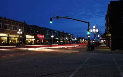 Spencer Main Street – Spencer Iowa