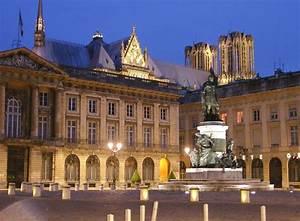 Reims : la ville des Roi de France
