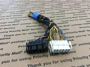Bmw Trunk Amp Amplifier Module Connector Plug Wiring