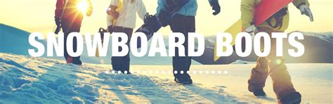 snowboard boot guide sierra trading post