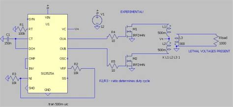 lighting gallery net other modified sine wave inverter idea