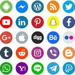 Social Icons Icon Svg Psd Ai Eps