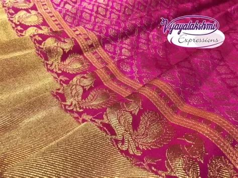 Which Silk saree is best to wear in wedding day?   Quora