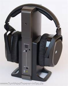 Sennheiser Bluetooth Kopfhörer Verbinden : sennheiser rs 175 im test funkkopfh rer bluetooth ~ Jslefanu.com Haus und Dekorationen