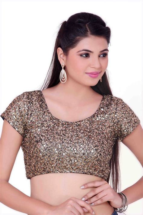 black and gold blouse buy black and gold sequins blouse