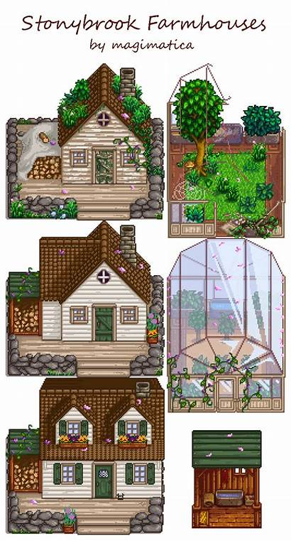 Stardew Valley Houses Mods Mod Buildings Farm