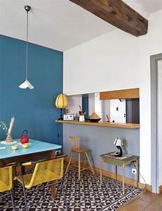 tendance les carreaux de ciment frenchy fancy With association de couleur avec le bleu 12 home carrelage showroom