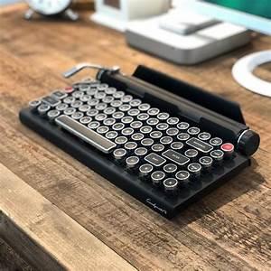 qwerkywriter, s, typewriter, wireless, keyboard