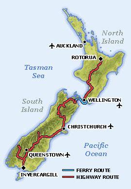 driving route rotorua christchurch invercargill rotorua driving directions rotorua