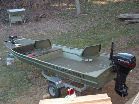 Best Fishing Boat Ideas by Best 25 Jon Boat Ideas On Pinterest Aluminum Jon Boats