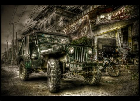 Vintage Jeep Wallpaper by Us Army Jeep Thailandcambodia By Drchristophers On