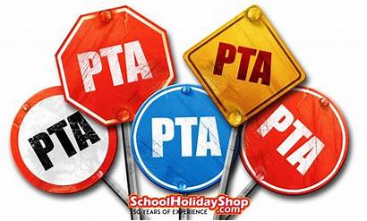 Signs Pta Street Rendering 3d Holiday Pto