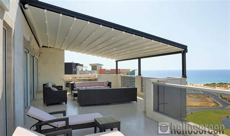 motorised awnings  retractable roof systems awnings sydney sunteca