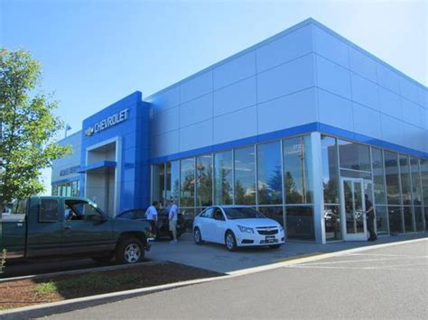 Alan Webb Chevrolet Car Dealership In Vancouver, Wa 98661