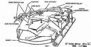 31 Simplicity Mower Deck Belt Diagram