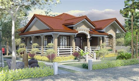 house blueprint ideas 12 house with colored theme roofing bahay ofw