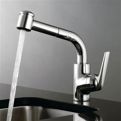 robinet cuisine rabattable kwc domo 10 061 003 000 mitigeur d évier à douchette