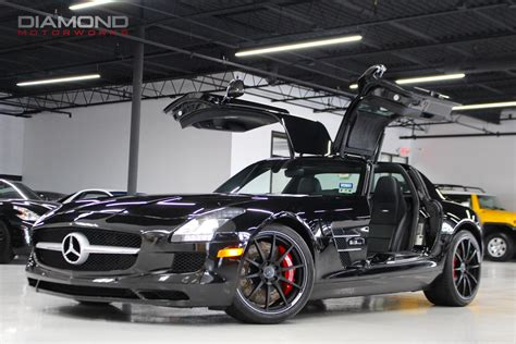 In 2012 mercedes launched the sls amg gt, which was available both in coupe and roadster forms. 2012 Mercedes-Benz SLS AMG Gullwing Coupe Stock # 006389 for sale near Lisle, IL | IL Mercedes ...