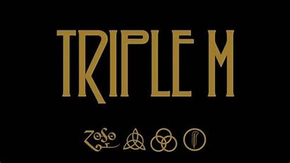 Led Zeppelin Generator Personalised Playlist Triple Band